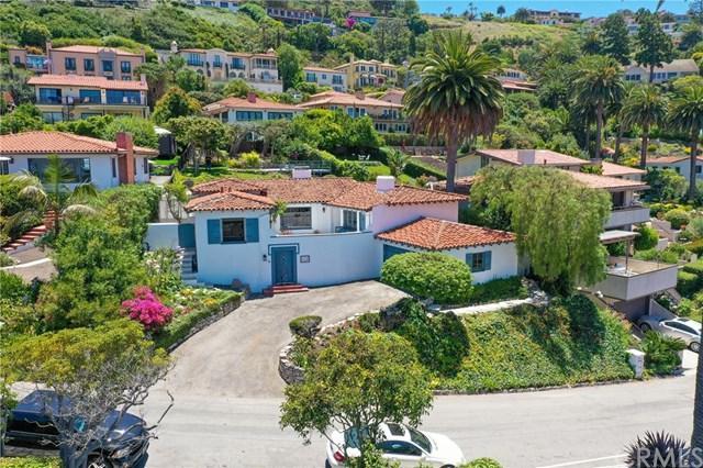 701 Via Somonte, Palos Verdes Estates, CA 90274 (#TR19159852) :: Fred Sed Group
