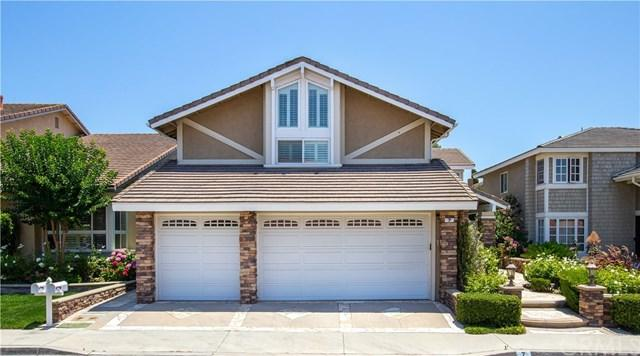 7 Brillantez, Irvine, CA 92620 (#OC19161572) :: Fred Sed Group