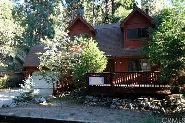 41015 Oak Drive, Forest Falls, CA 92339 (#PW19161200) :: Fred Sed Group
