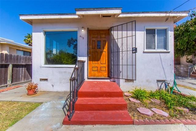 415 W Elberon Avenue, San Pedro, CA 90731 (#SB19162719) :: Keller Williams Realty, LA Harbor