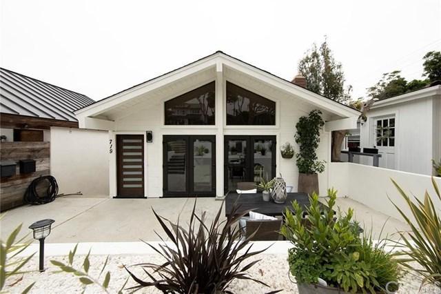 719 Jasmine Avenue, Corona Del Mar, CA 92625 (#DW19152328) :: Scott J. Miller Team/ Coldwell Banker Residential Brokerage