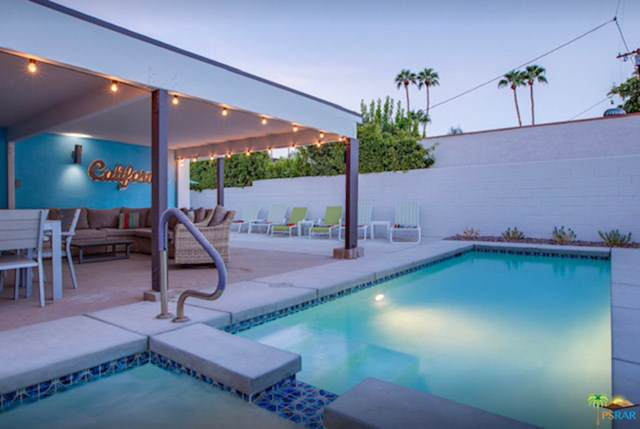 563 S Camino Real, Palm Springs, CA 92264 (#19486414PS) :: J1 Realty Group