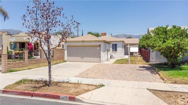 1211 Warren Street, San Fernando, CA 91340 (#SR19163710) :: Fred Sed Group