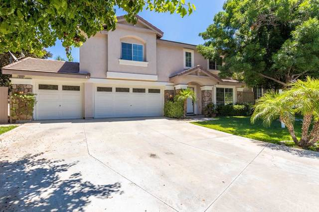 3207 Stargate Circle, Corona, CA 92882 (#RS19164365) :: Heller The Home Seller