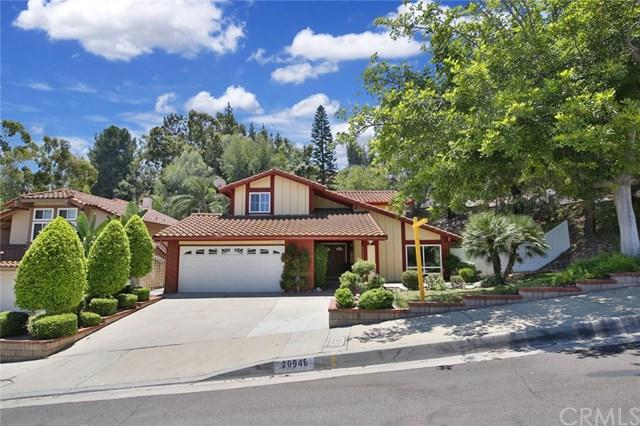 20948 Glenbrook Drive, Diamond Bar, CA 91789 (#WS19164780) :: Bob Kelly Team