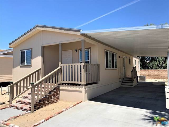17640 Corkill Road #38, Desert Hot Springs, CA 92241 (#19487088PS) :: Rogers Realty Group/Berkshire Hathaway HomeServices California Properties
