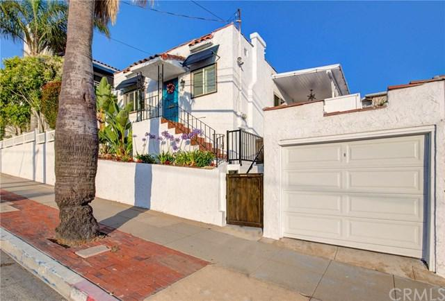706 Beryl Street, Redondo Beach, CA 90277 (#SB19165905) :: The Parsons Team