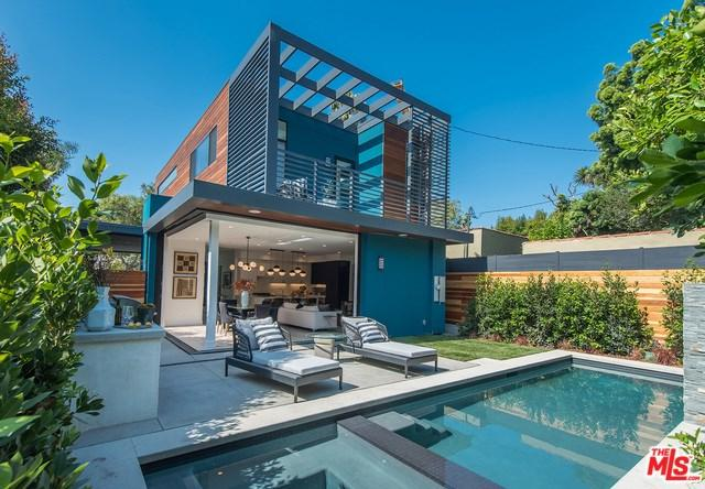 8835 Rosewood Avenue, West Hollywood, CA 90048 (#19487080) :: The Miller Group