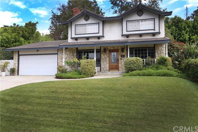 699 Gatewood Lane, Sierra Madre, CA 91024 (#WS19166714) :: Fred Sed Group