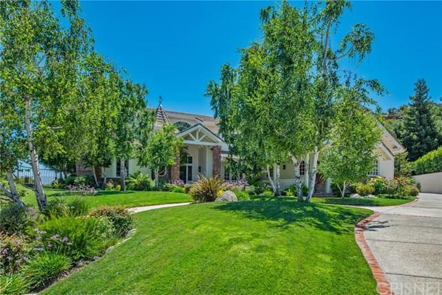3190 Mountain Park Drive, Calabasas, CA 91302 (#SR19167472) :: Allison James Estates and Homes