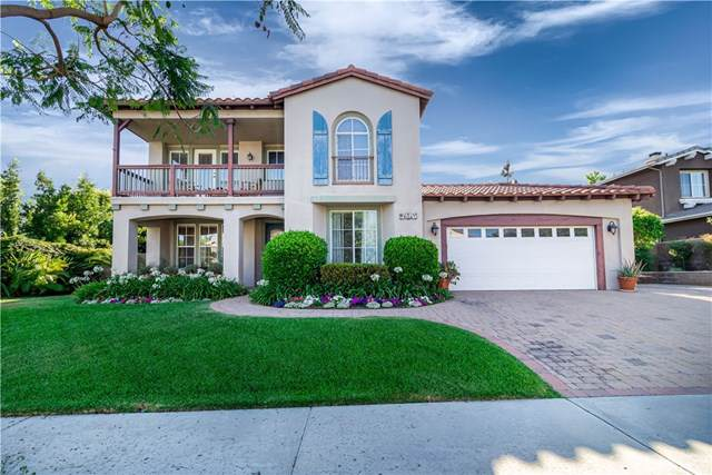 10341 Edgebrook Way, Porter Ranch, CA 91326 (#SR19168269) :: The Parsons Team