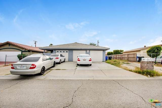 13901 Caliente Drive, Desert Hot Springs, CA 92240 (#19480284PS) :: J1 Realty Group