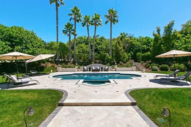 16434 La Via Feliz, Rancho Santa Fe, CA 92067 (#190039611) :: Team Tami