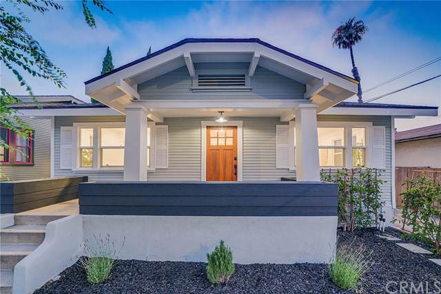 719 Belmont Avenue, Long Beach, CA 90804 (#PW19169018) :: Rogers Realty Group/Berkshire Hathaway HomeServices California Properties