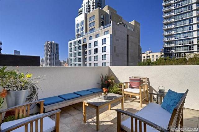 985 Island Ave #8, San Diego, CA 92101 (#190039807) :: Fred Sed Group