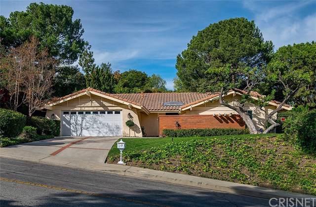 19779 Greenbriar Drive, Tarzana, CA 91356 (#SR19171952) :: Fred Sed Group