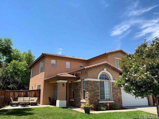 1886 Orchard Park Court, San Jacinto, CA 92583 (#SW19172924) :: Heller The Home Seller