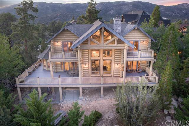 359 Starlight Circle, Big Bear, CA 92315 (#PW19172930) :: Faye Bashar & Associates
