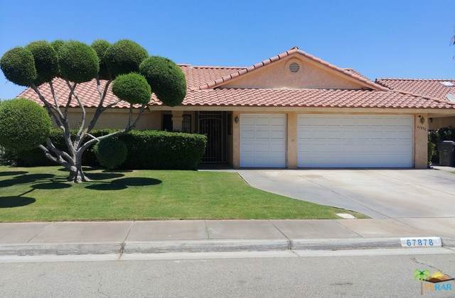 67878 Vega Road, Cathedral City, CA 92234 (#19491874PS) :: Keller Williams Realty, LA Harbor