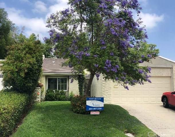 2759 Lakeridge Lane, Westlake Village, CA 91361 (#SR19180638) :: RE/MAX Parkside Real Estate