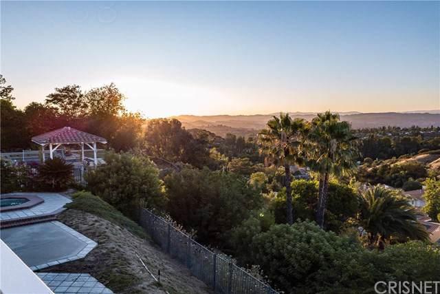 22239 Via Leonardo, Calabasas, CA 91302 (#SR19171886) :: Allison James Estates and Homes