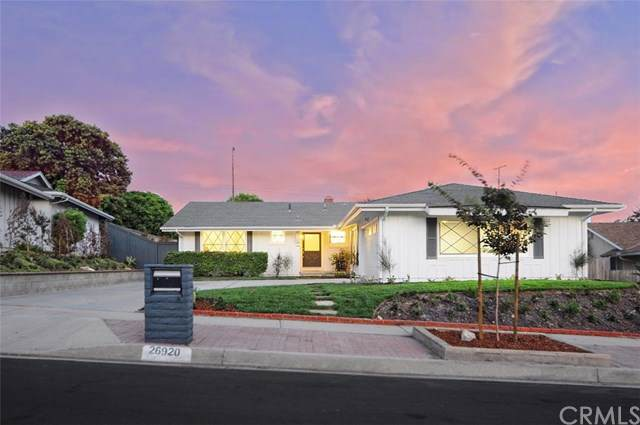 26920 Indian Peak Road, Rancho Palos Verdes, CA 90275 (#PV19179966) :: RE/MAX Empire Properties