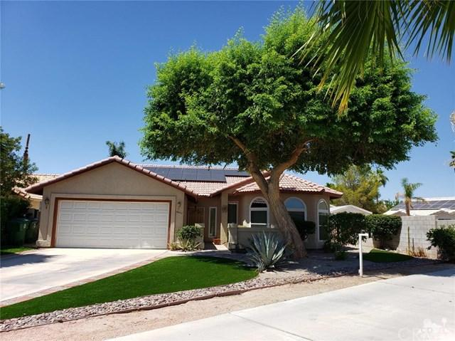 68412 Descanso Circle, Cathedral City, CA 92234 (#219020957DA) :: RE/MAX Empire Properties