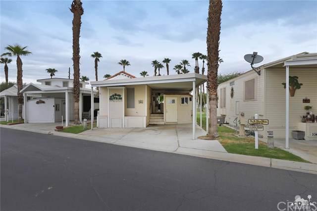 84136 Avenue 44 #361 #361, Indio, CA 92203 (#219020615DA) :: Allison James Estates and Homes