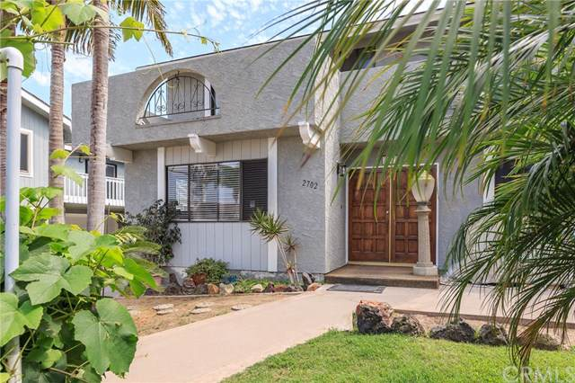 2702 Nelson Avenue #1, Redondo Beach, CA 90278 (#SB19188845) :: Allison James Estates and Homes