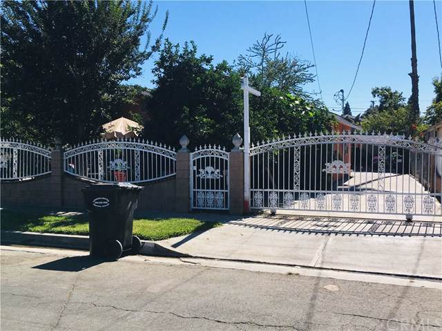 13127 S Penrose Avenue, Compton, CA 90222 (#DW19189817) :: RE/MAX Masters