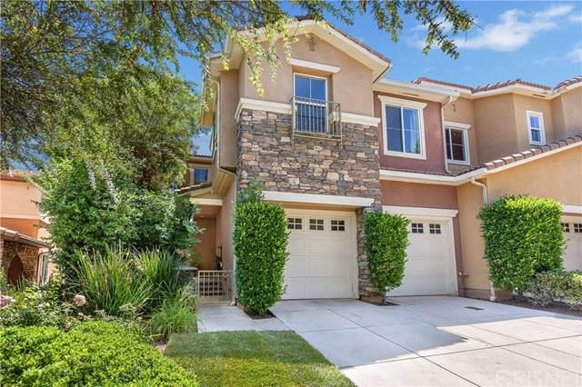 25644 Via Ventana, Valencia, CA 91381 (#SR19189825) :: Z Team OC Real Estate