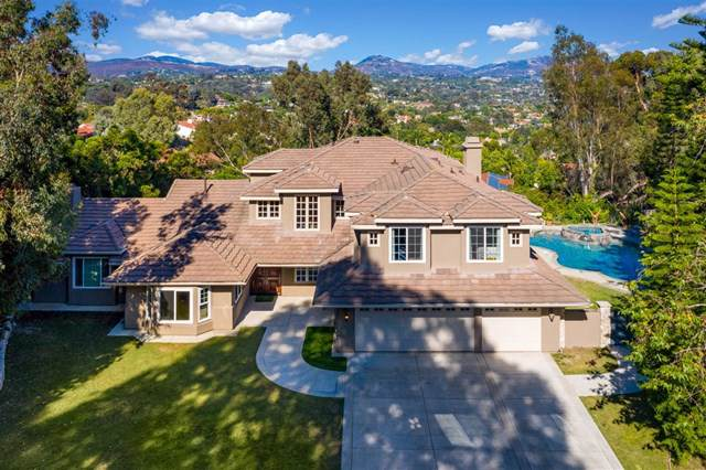 804 Woodside Ln, Encinitas, CA 92024 (#190044422) :: Team Tami