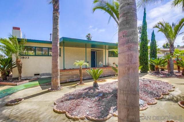3803 Centraloma Drive, San Diego, CA 92107 (#190044628) :: OnQu Realty
