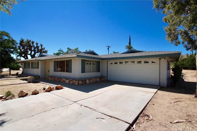 56787 Zuni Trail, Yucca Valley, CA 92284 (#JT19191420) :: Allison James Estates and Homes