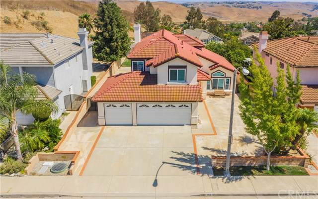 862 Pantera Drive, Diamond Bar, CA 91765 (#CV19192958) :: Fred Sed Group
