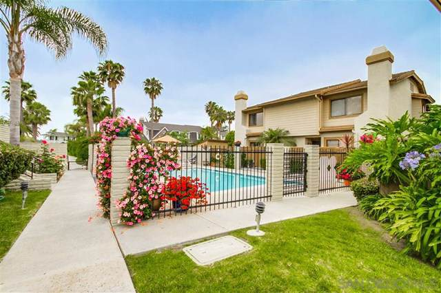 7801 Centella St #6, Carlsbad, CA 92009 (#190045177) :: Rogers Realty Group/Berkshire Hathaway HomeServices California Properties