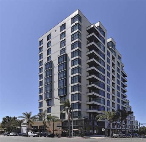 475 Redwood #603, San Diego, CA 92103 (#190045334) :: OnQu Realty