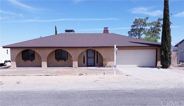 27822 Calico Drive, Barstow, CA 92311 (#SW19195070) :: Keller Williams Realty, LA Harbor