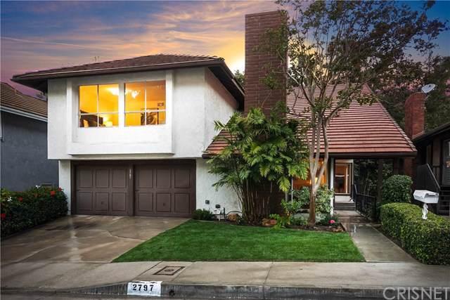 2797 Woodwardia Drive, Los Angeles (City), CA 90077 (#SR19194252) :: Veléz & Associates