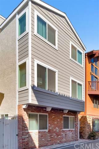 7 B Surfside, Surfside, CA 90740 (#NP19195134) :: Allison James Estates and Homes