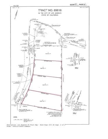 0 Nugent Dr, Granada Hills, CA 91344 (#SR19196363) :: Rogers Realty Group/Berkshire Hathaway HomeServices California Properties