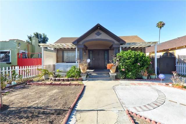 1947 W 43rd Street, Los Angeles (City), CA 90062 (#DW19196821) :: Z Team OC Real Estate
