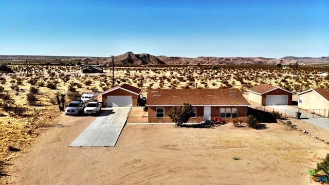 63448 Walpi Drive, Joshua Tree, CA 92252 (#19499606PS) :: Z Team OC Real Estate