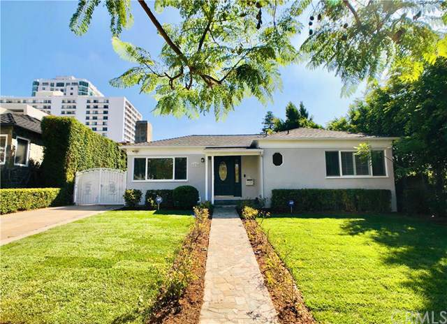 1236 Holmby Avenue, Westwood - Century City, CA 90024 (#SB19194226) :: Allison James Estates and Homes