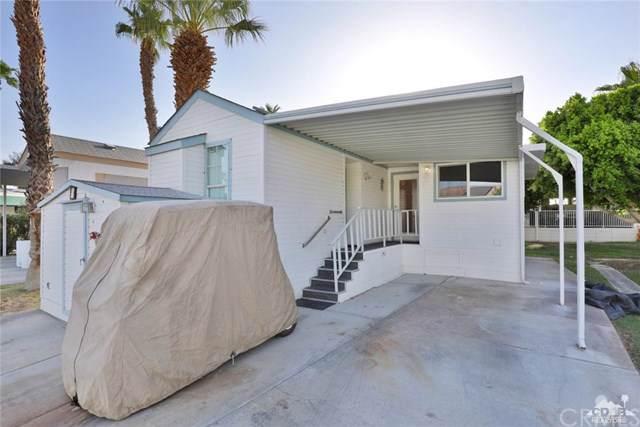 84136 Avenue 44 #98 #98, Indio, CA 92203 (#219021879DA) :: Allison James Estates and Homes