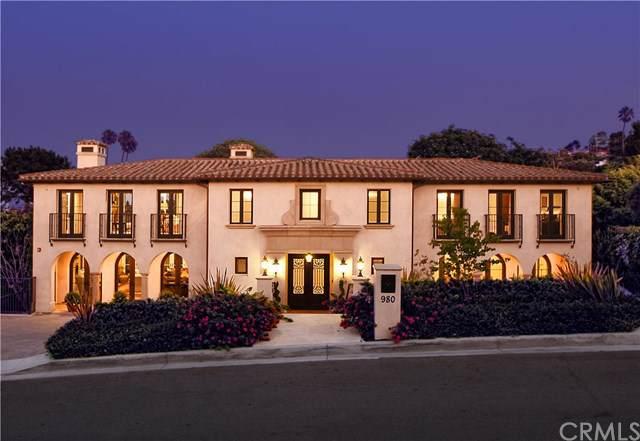 980 Via Rincon, Palos Verdes Estates, CA 90274 (#PV19195612) :: RE/MAX Masters