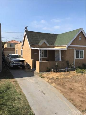 2050 W 71st Street, County - Los Angeles, CA 90047 (#DW19198102) :: Allison James Estates and Homes