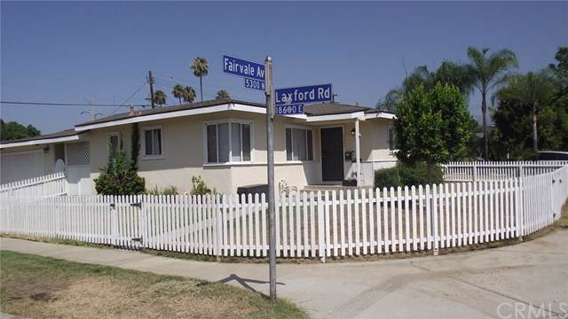 5305 N Fairvale Avenue, Covina, CA 91722 (#CV19199055) :: DSCVR Properties - Keller Williams