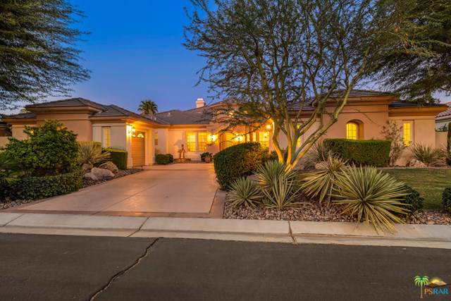 8 Via Verde, Rancho Mirage, CA 92270 (#19499534PS) :: J1 Realty Group