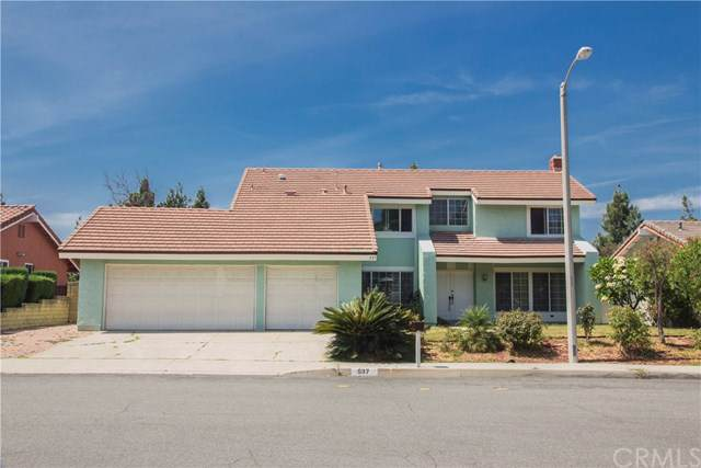 537 Golden Prados Drive, Diamond Bar, CA 91765 (#PW19201324) :: The Laffins Real Estate Team